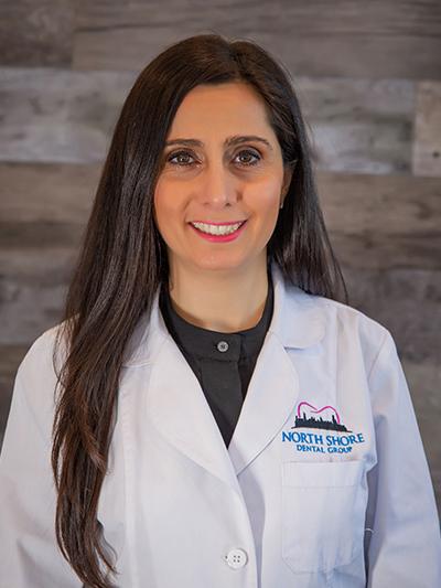 Dr. Naim, Cosmetic Dentist in Park Ridge, IL